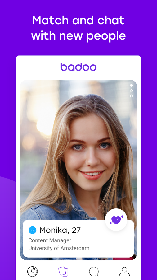 Badoo dating