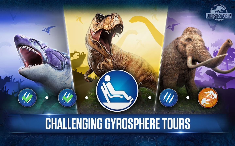 Jurassic World : The Game Apk Mod v1 17 16 Unlock All