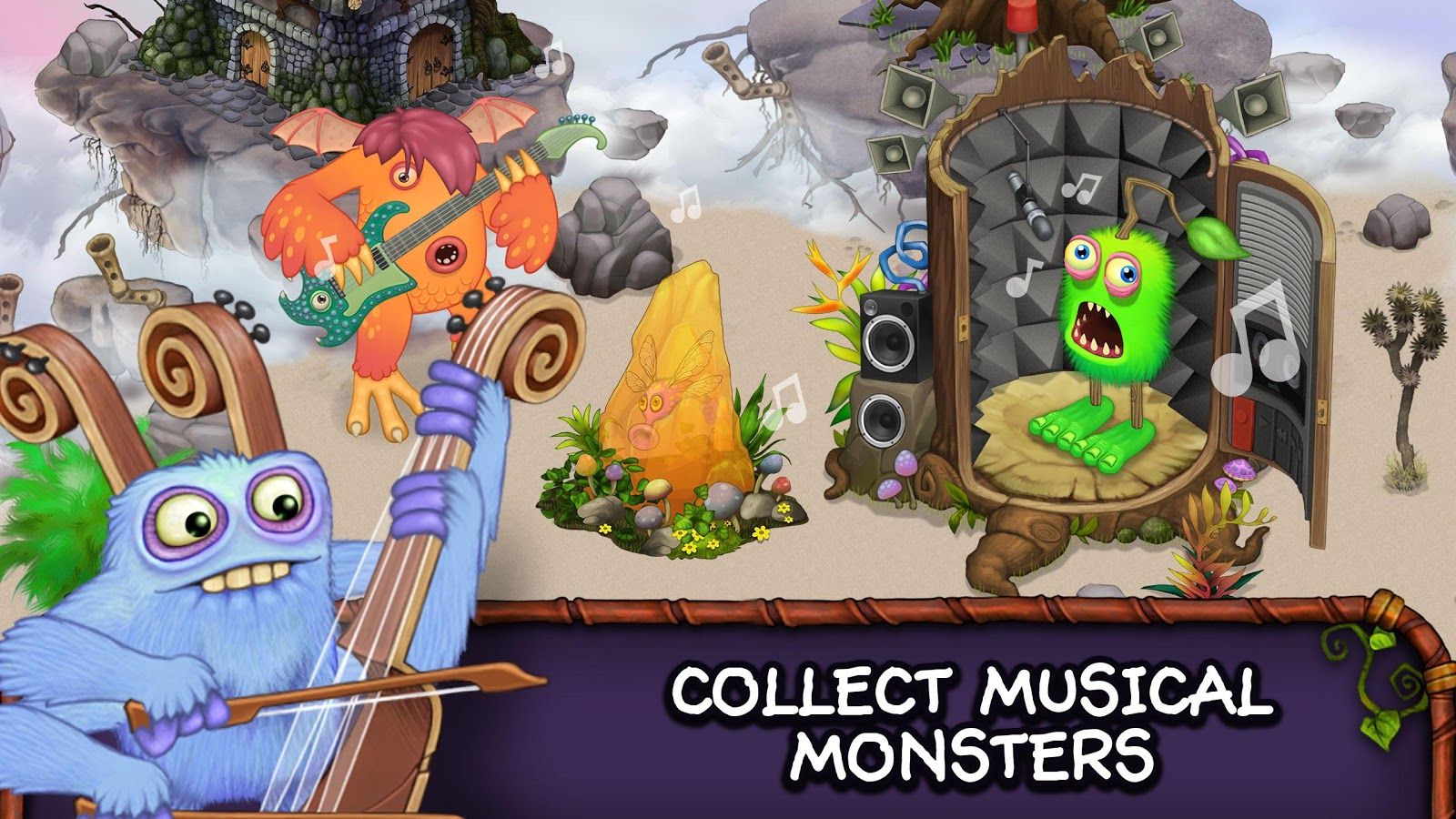 my singing monsters apk mod