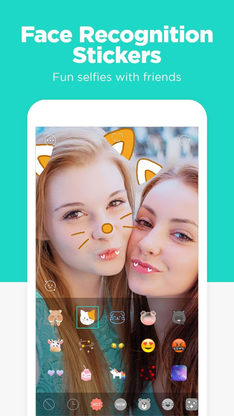 candy camera app download 2018