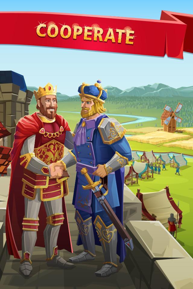 empire four kingdoms unlimited money apk