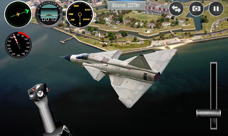 plane simulator apk mod