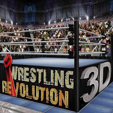 wrestling revolution 3d mod apk 2018