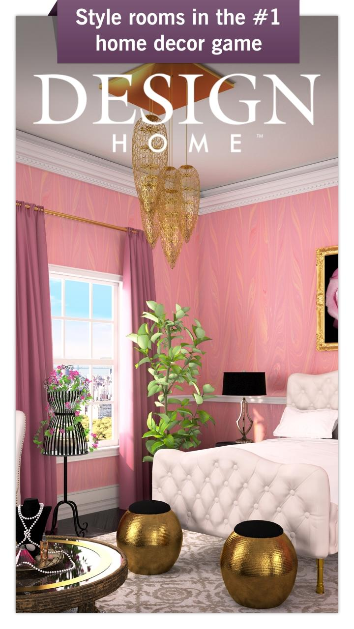 Design Home Apk Mod V1.08.05 Unlock All • Android • Real
