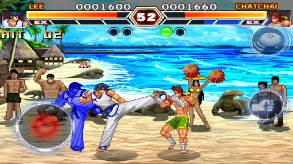download king of kungfu fighter mod apk revdl