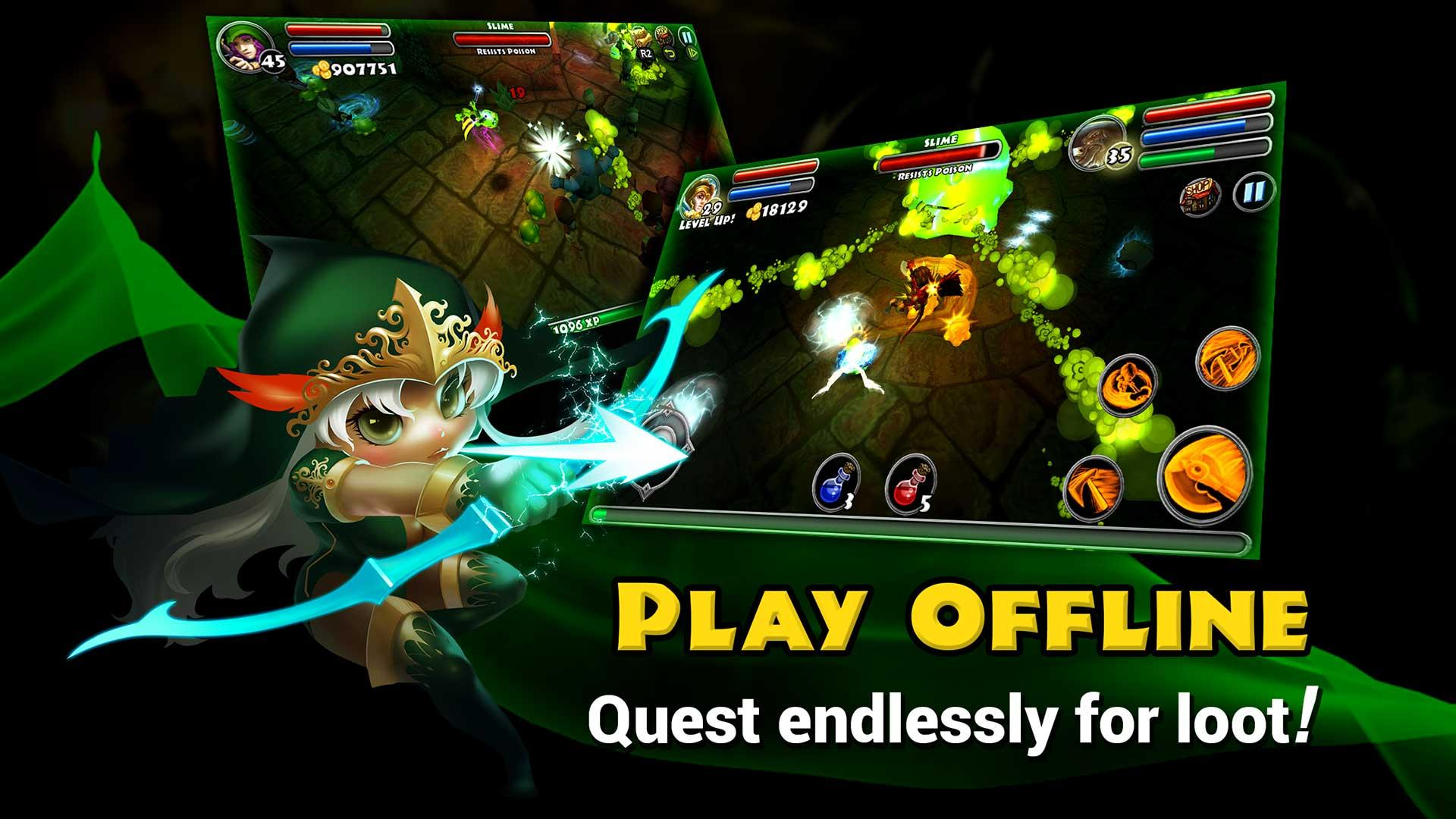 dungeon quest purchase hack apk
