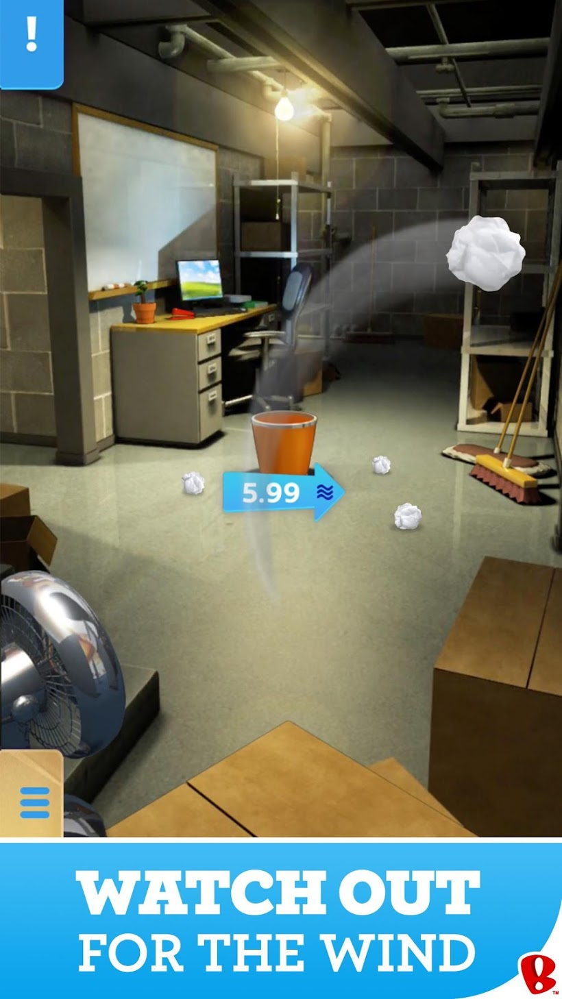 paper toss boss 2 mod apk