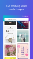 Canva: Graphic design & poster, invitation maker Mod