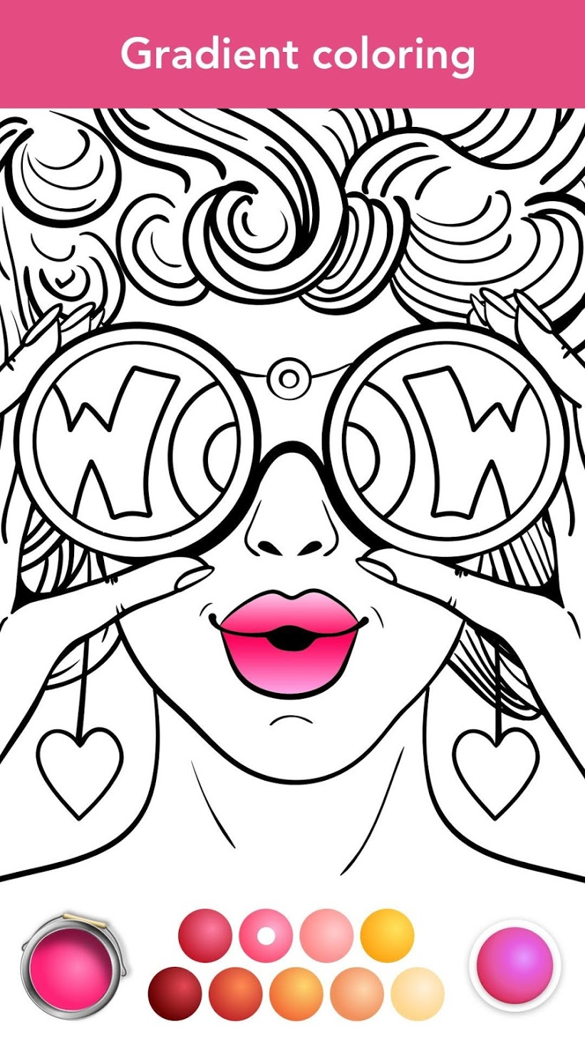 Colorfit Drawing Coloring Apk Mod V1 0 8 Unlock All Android Real Apk Mod