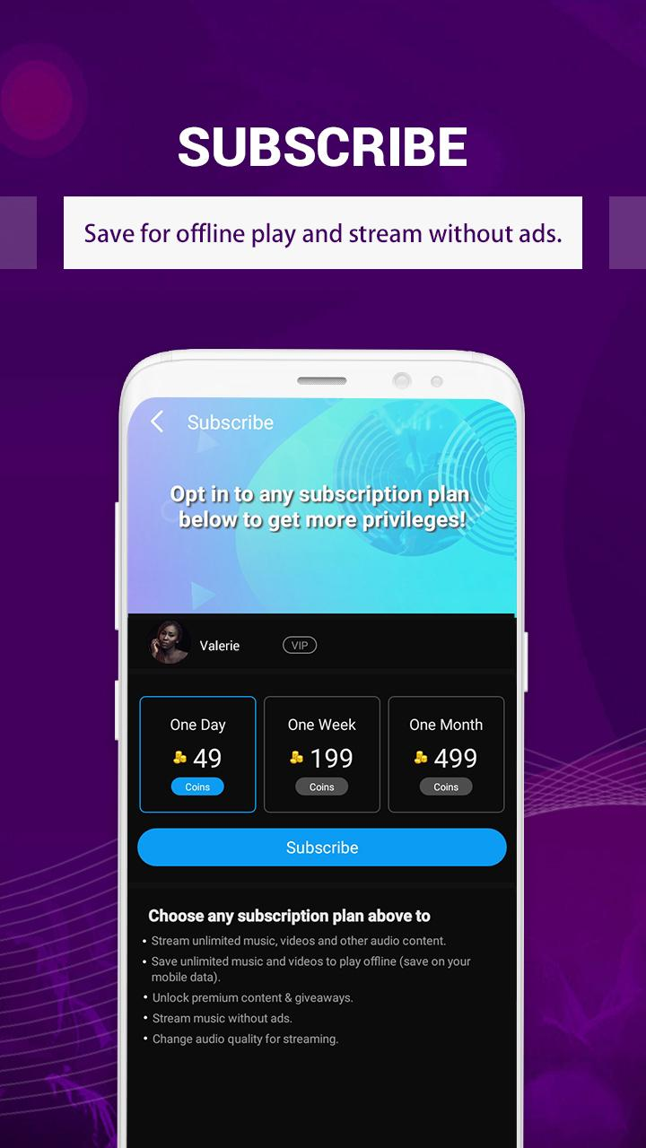 Boomplay - Music & Video Player Apk Mod v4 0 3 Unlock All • Android
