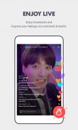 Global Star Live app V LIVE