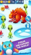 Alien Evolution Clicker: Species Evolving
