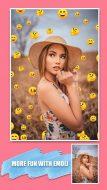 Emoji background changer - emoji photo editor