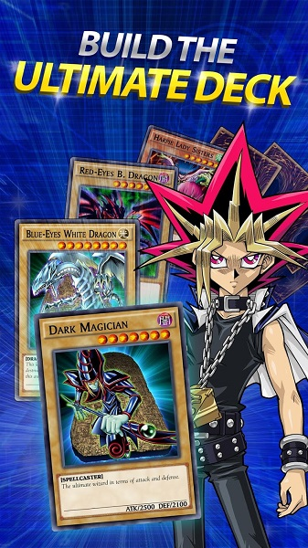 Yu-Gi-Oh! Duel Links Apk Mod v5.2.0 All Unlocked • Android ...
