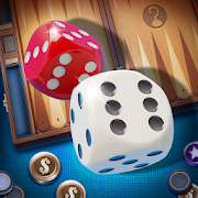 Backgammon Legends - online with chat