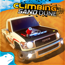 CSD Climbing Sand Dune 4 wheel