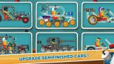 Car Builder and Racing Game for Kids